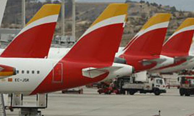 UGT rechaza la exposición de Iberia sobre el personal administrativo y de servicios auxiliares