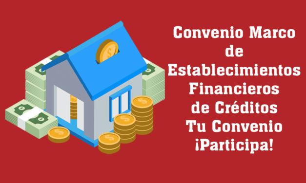 La patronal de establecimientos financieros de crédito sigue sin asumir los necesarios cambios en el convenio del sector