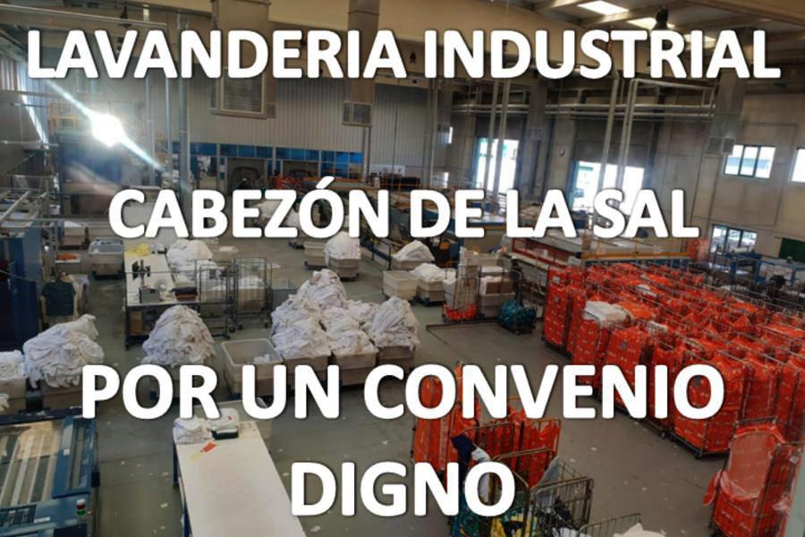 Convocada una huelga general indefinida desde el 23 de julio en la lavandería industrial ELIS Manomatic de Cantabria