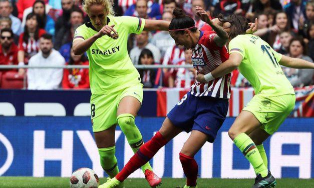 UGT no firma el preacuerdo del convenio colectivo del futbol femenino