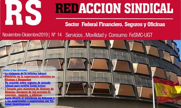 Redacción Sindical FSO n º14