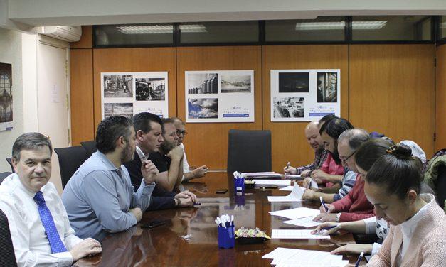 Firmado el convenio de hostelería de Guadalajara