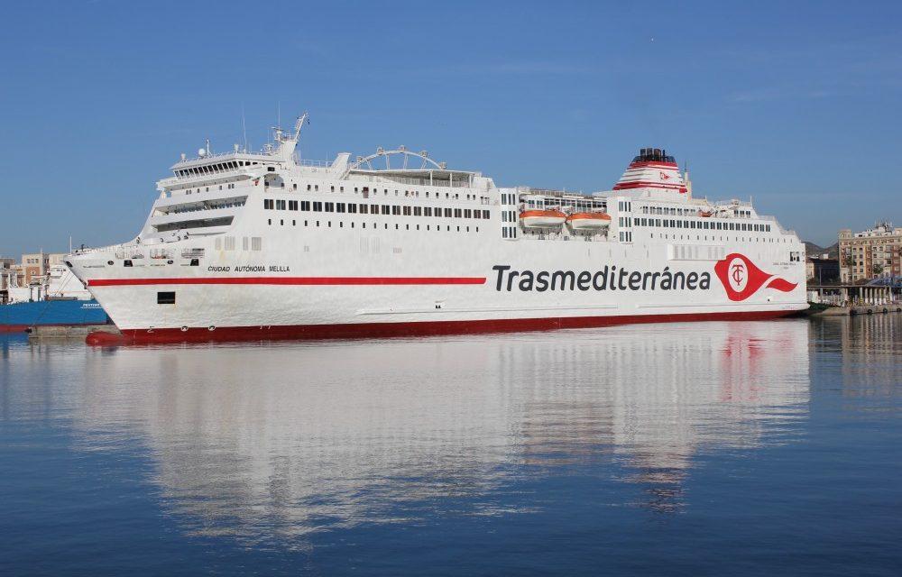 UGT firma el nuevo convenio colectivo para los tripulantes de Trasmediterránea
