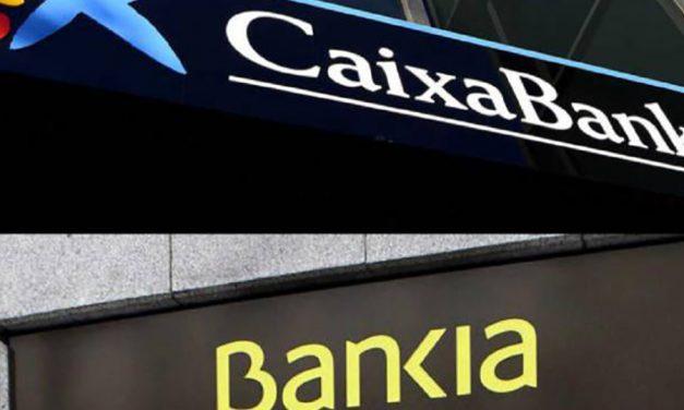 UGT se volcará en preservar el empleo si se produce la fusión entre Caixabank y Bankia