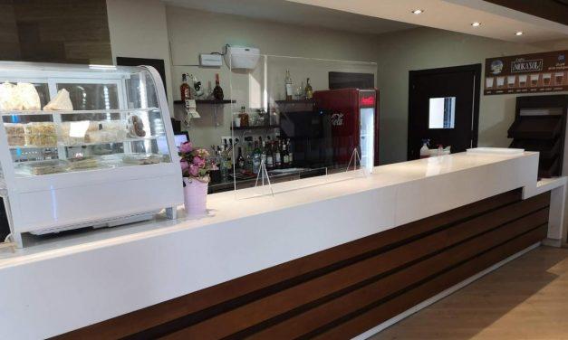 La plantilla de la cafetería de PARCEMASA suspende las concentraciones ante la situación actual de contagios por Covid-19