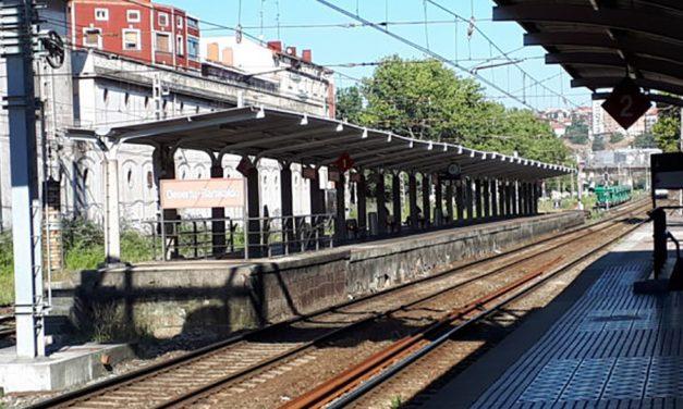 El Comité de Renfe Bizkaia denuncia falta comerciales y de interventores en los trenes de cercanías