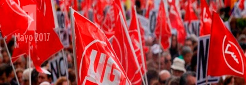 UGT y CCOO convocan manifestaciones por el Primero de Mayo en todo el país