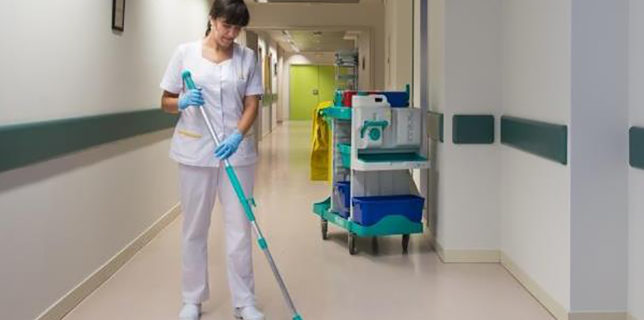 UGT y CCOO convocamos huelga de limpieza en los centros sanitarios y sociosanitarios de ámbito de Catalunya mañana viernes 30 de abril