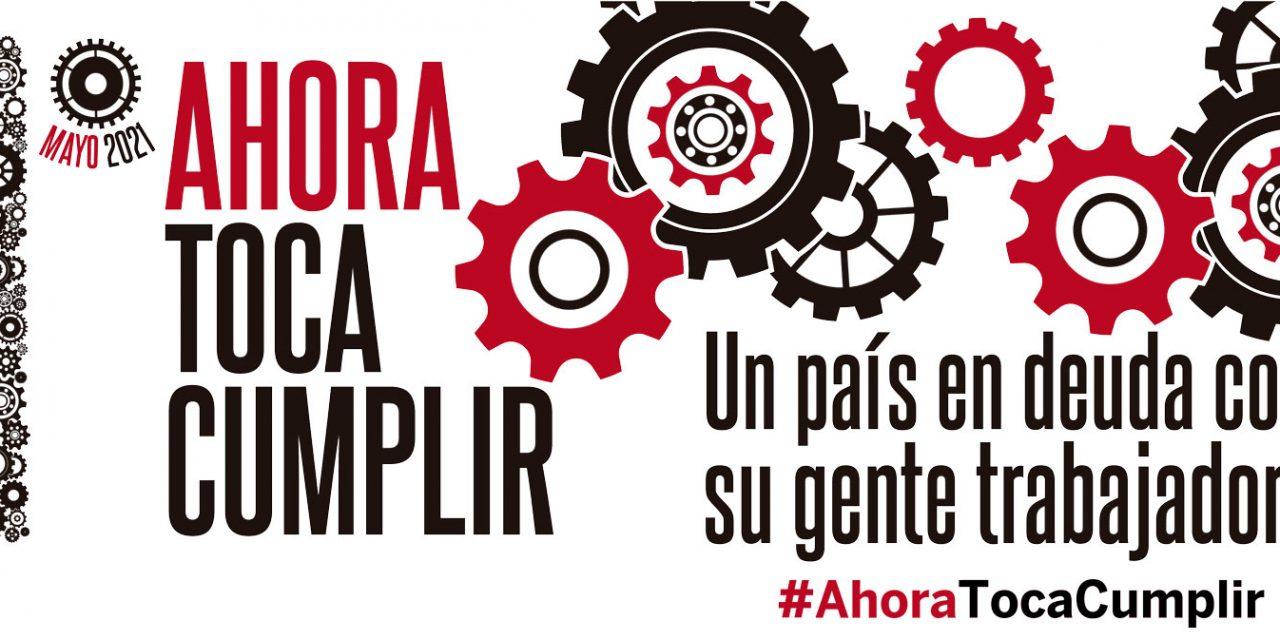 José Manuel Pérez Grande: Ahora toca cumplir con las trabajadoras y trabajadores del Sector Aéreo