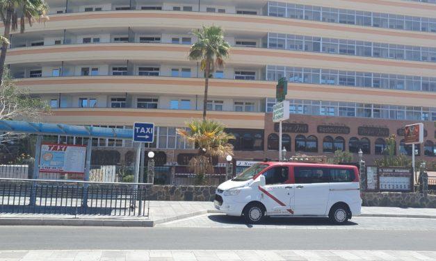El sector del taxi, ahogado por las restricciones que la Consejería de Sanidad mantiene en el transporte